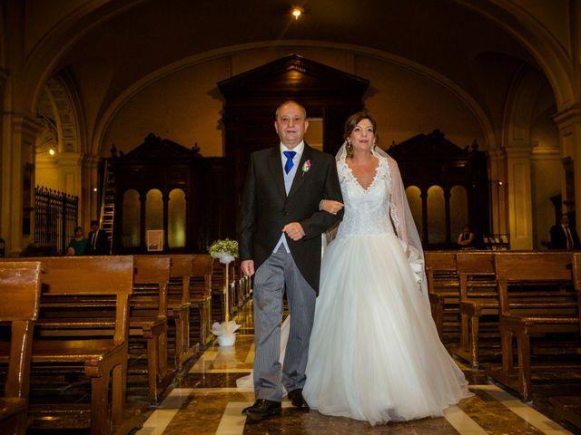 La boda de Carlos y Veronica en Zaragoza, Zaragoza 30