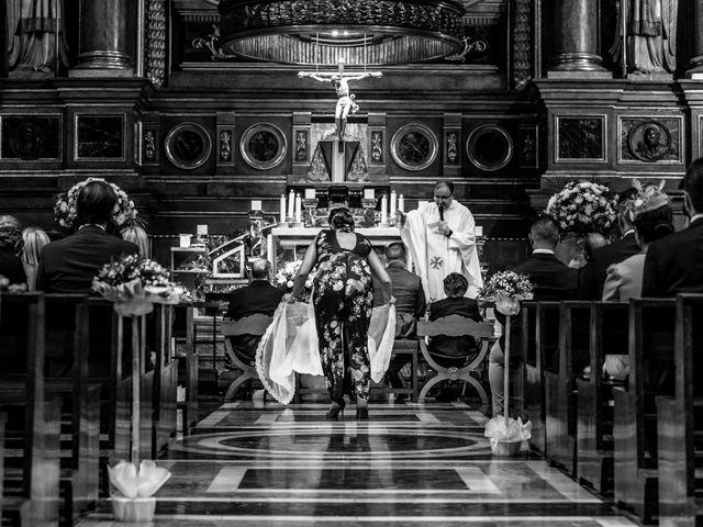 La boda de Carlos y Veronica en Zaragoza, Zaragoza 35