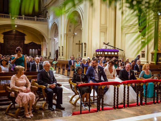 La boda de Carlos y Veronica en Zaragoza, Zaragoza 39