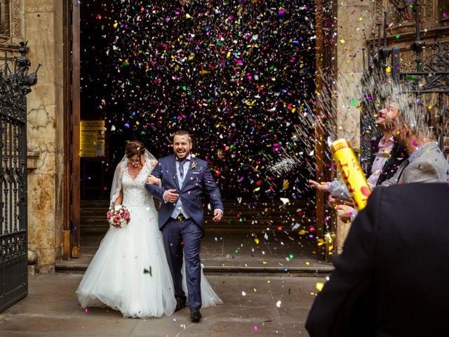 La boda de Carlos y Veronica en Zaragoza, Zaragoza 40