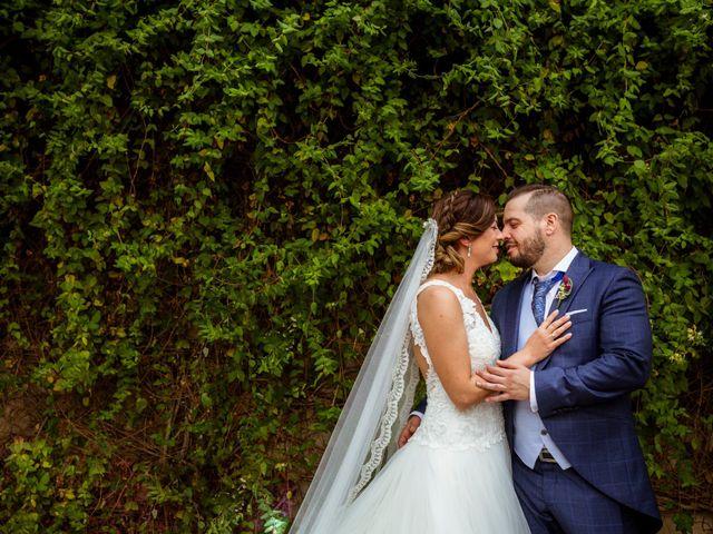 La boda de Carlos y Veronica en Zaragoza, Zaragoza 42