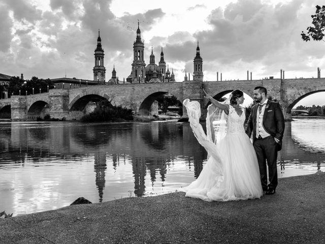 La boda de Carlos y Veronica en Zaragoza, Zaragoza 43