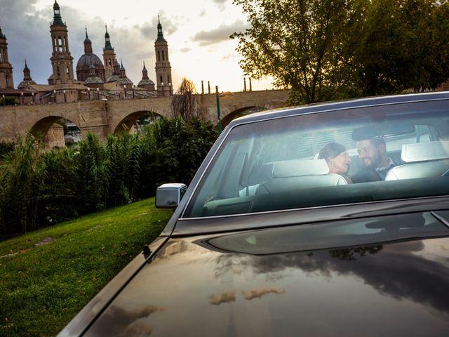La boda de Carlos y Veronica en Zaragoza, Zaragoza 44