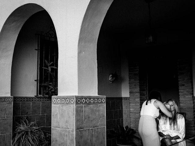 La boda de Alfredo y Ana Mari en Los Barrios, Cádiz 1