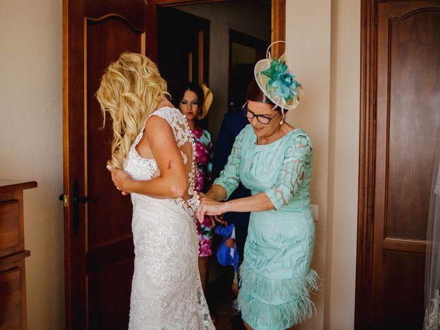 La boda de Alfredo y Ana Mari en Los Barrios, Cádiz 6