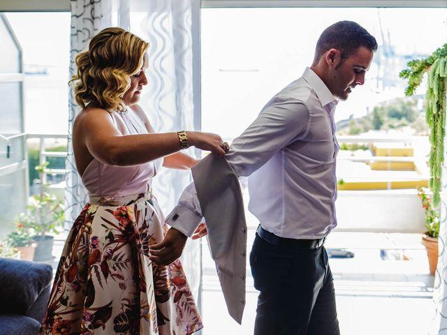 La boda de Alfredo y Ana Mari en Los Barrios, Cádiz 9
