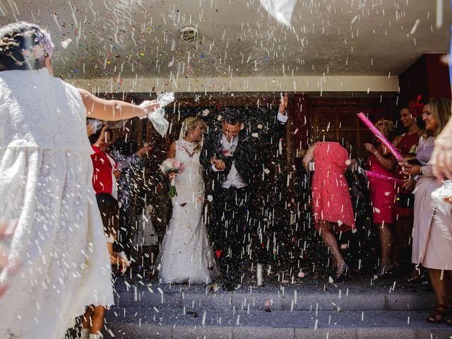 La boda de Alfredo y Ana Mari en Los Barrios, Cádiz 15
