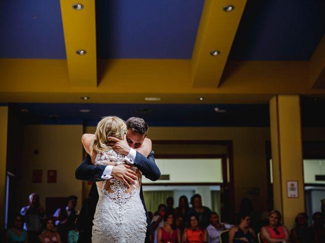 La boda de Alfredo y Ana Mari en Los Barrios, Cádiz 19