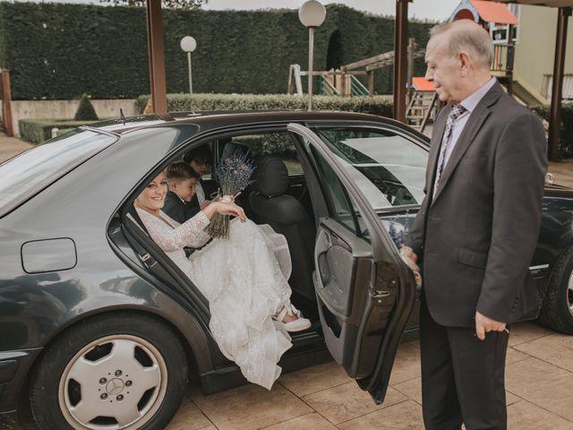 La boda de Javier y Zoraida en Foz (Santiago), Lugo 3