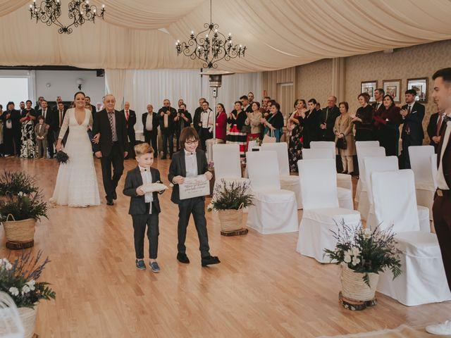 La boda de Javier y Zoraida en Foz (Santiago), Lugo 8