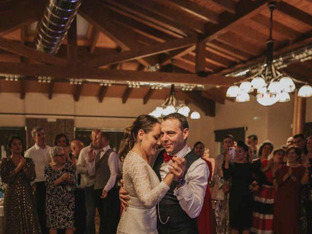 La boda de Javier y Zoraida en Foz (Santiago), Lugo 12
