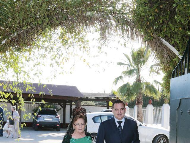 La boda de Carry y Arsenio en Sevilla, Sevilla 3