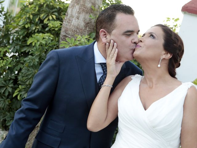La boda de Carry y Arsenio en Sevilla, Sevilla 8