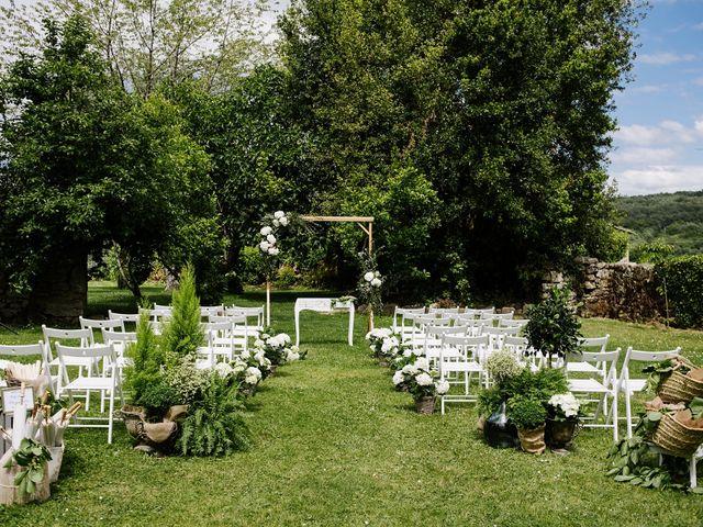 La boda de Stuart y Sonia en Celanova, Orense 1