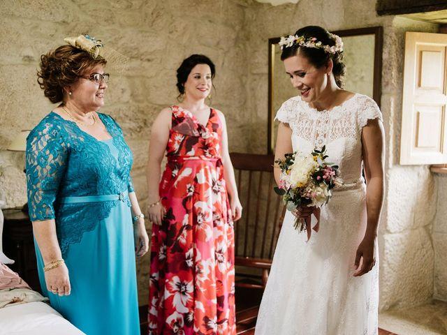 La boda de Stuart y Sonia en Celanova, Orense 15