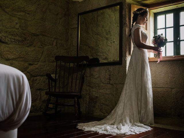 La boda de Stuart y Sonia en Celanova, Orense 17