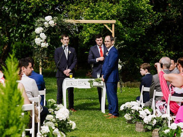 La boda de Stuart y Sonia en Celanova, Orense 24