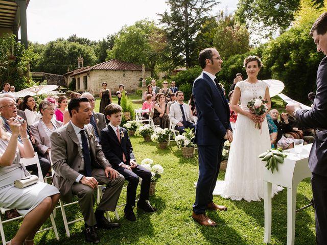 La boda de Stuart y Sonia en Celanova, Orense 26