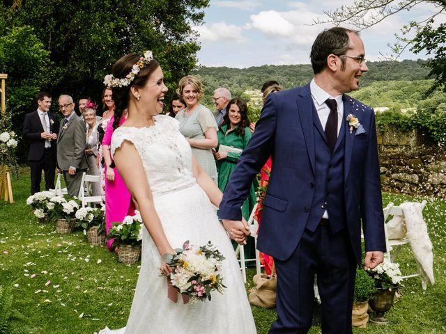 La boda de Stuart y Sonia en Celanova, Orense 28