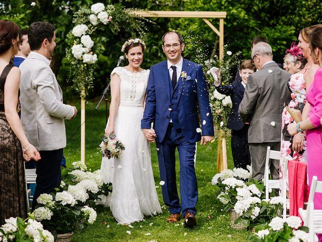 La boda de Stuart y Sonia en Celanova, Orense 29
