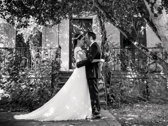 La boda de Stuart y Sonia en Celanova, Orense 32