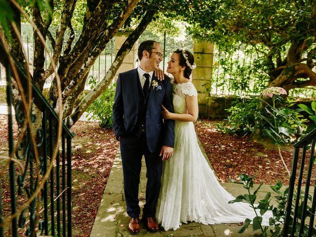 La boda de Stuart y Sonia en Celanova, Orense 33