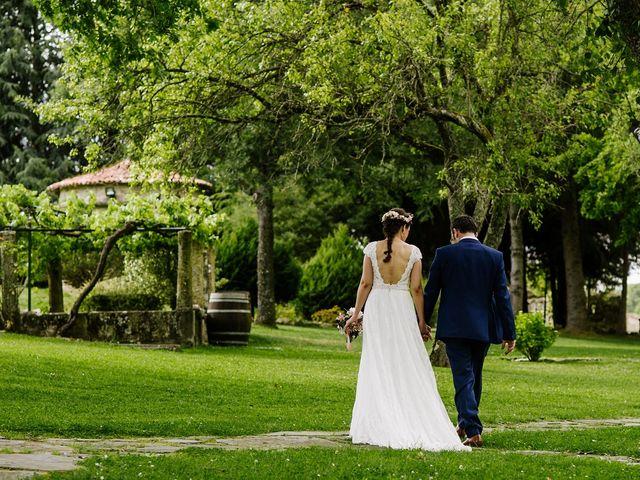 La boda de Stuart y Sonia en Celanova, Orense 34
