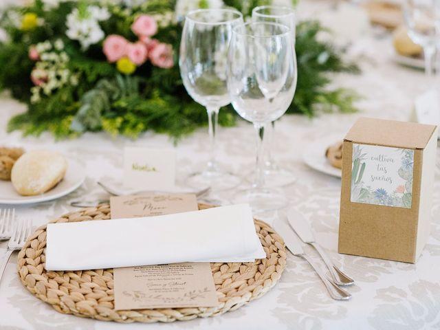 La boda de Stuart y Sonia en Celanova, Orense 36