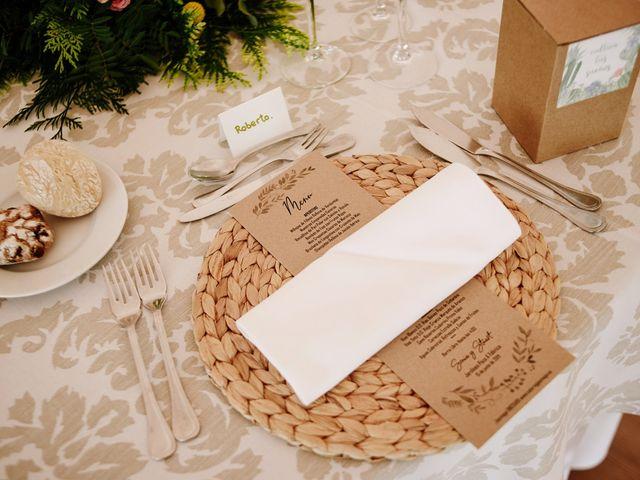 La boda de Stuart y Sonia en Celanova, Orense 37