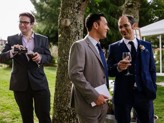 La boda de Stuart y Sonia en Celanova, Orense 45