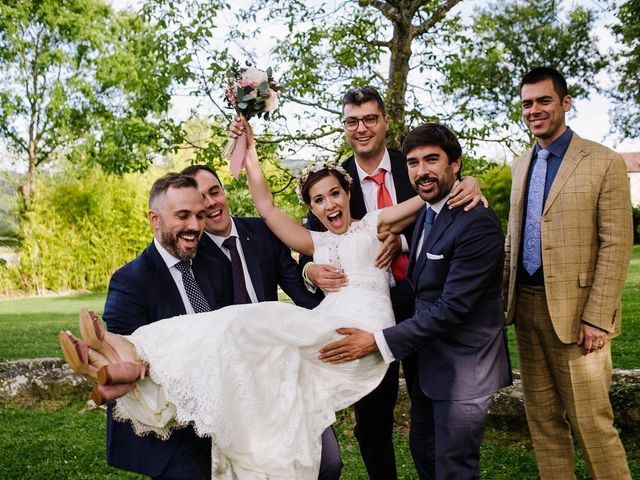 La boda de Stuart y Sonia en Celanova, Orense 49
