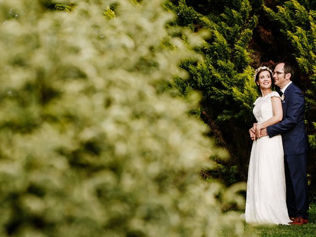 La boda de Stuart y Sonia en Celanova, Orense 50