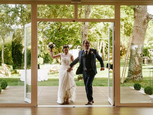 La boda de Stuart y Sonia en Celanova, Orense 52