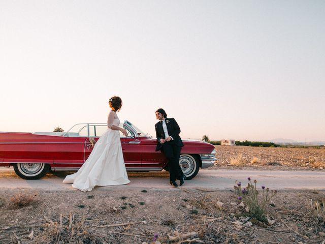 La boda de Sergio y Marta en Torre Pacheco, Murcia 44
