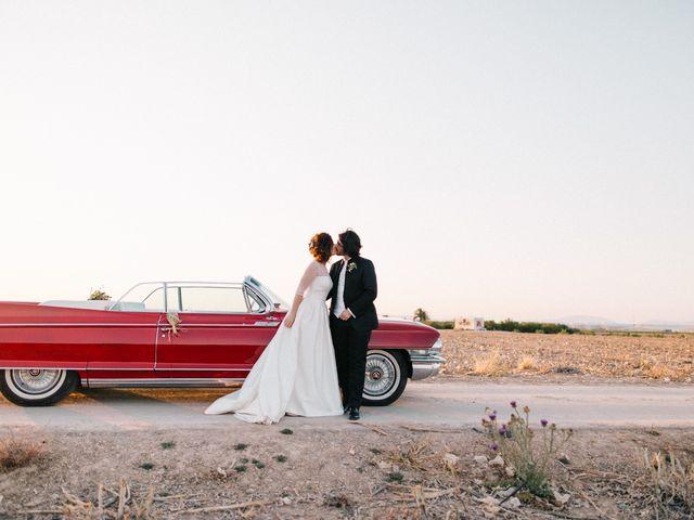 La boda de Sergio y Marta en Torre Pacheco, Murcia 45