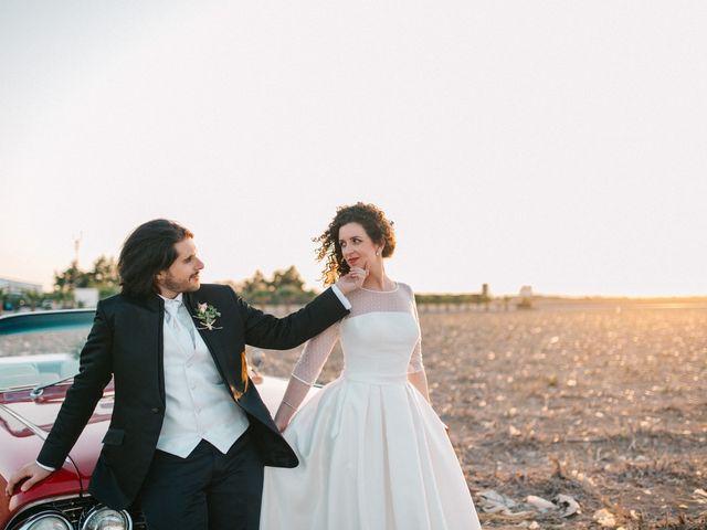La boda de Sergio y Marta en Torre Pacheco, Murcia 49