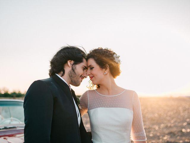La boda de Sergio y Marta en Torre Pacheco, Murcia 1