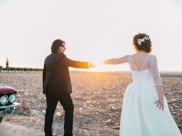 La boda de Sergio y Marta en Torre Pacheco, Murcia 51