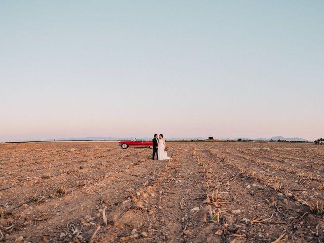 La boda de Sergio y Marta en Torre Pacheco, Murcia 54