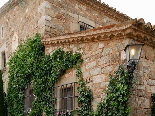La boda de Carlos y Sandra en Sentmenat, Barcelona 21