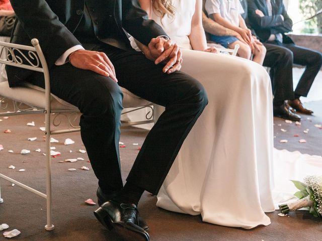 La boda de Carlos y Sandra en Sentmenat, Barcelona 27