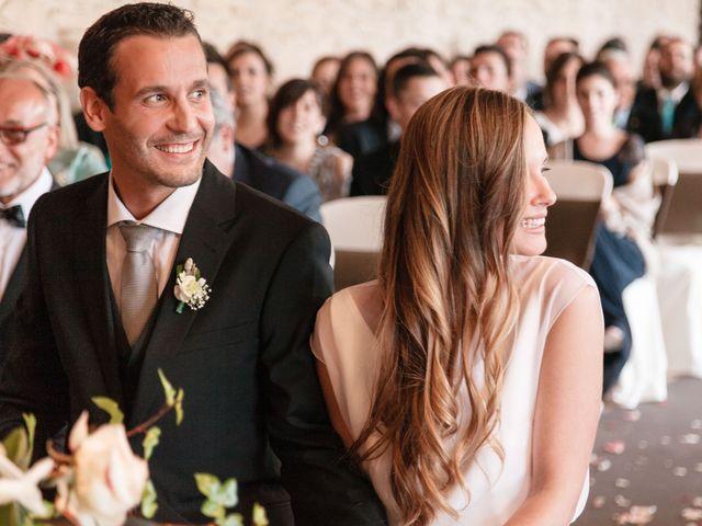 La boda de Carlos y Sandra en Sentmenat, Barcelona 28