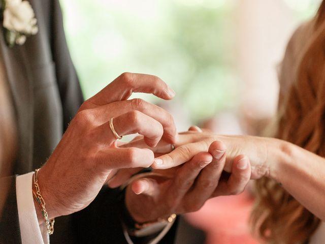 La boda de Carlos y Sandra en Sentmenat, Barcelona 29
