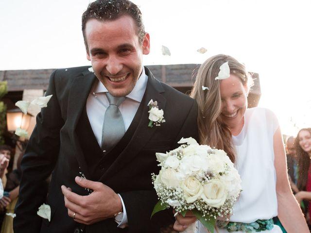 La boda de Carlos y Sandra en Sentmenat, Barcelona 34