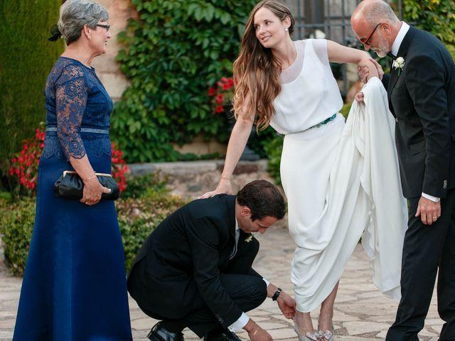 La boda de Carlos y Sandra en Sentmenat, Barcelona 36