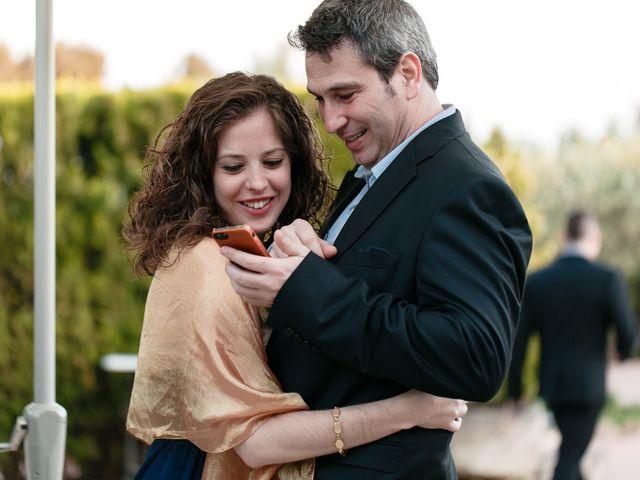 La boda de Carlos y Sandra en Sentmenat, Barcelona 45