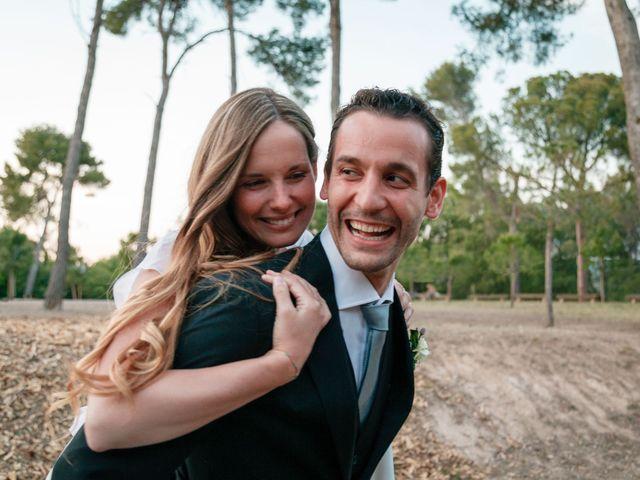 La boda de Carlos y Sandra en Sentmenat, Barcelona 53