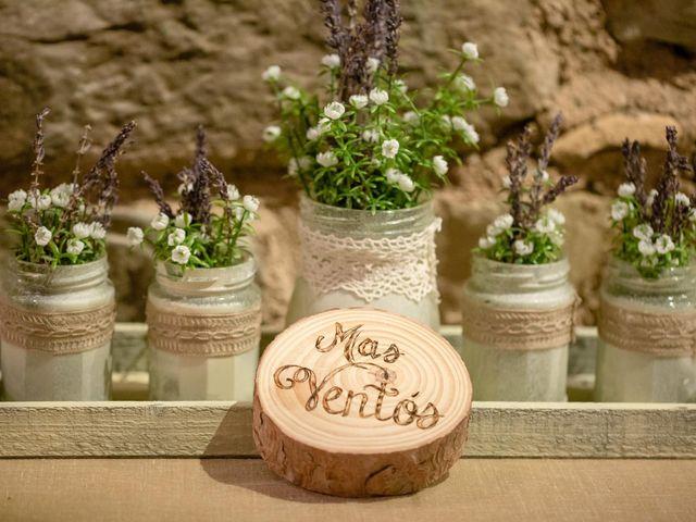 La boda de Carlos y Sandra en Sentmenat, Barcelona 58