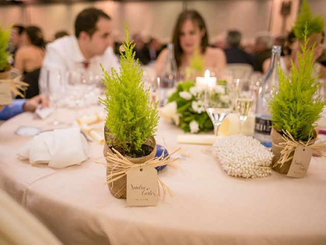 La boda de Carlos y Sandra en Sentmenat, Barcelona 59