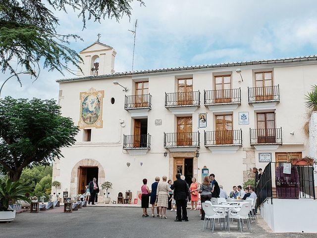 La boda de Ximo y Mari en Onda, Castellón 36